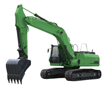 Excavators & Equipment